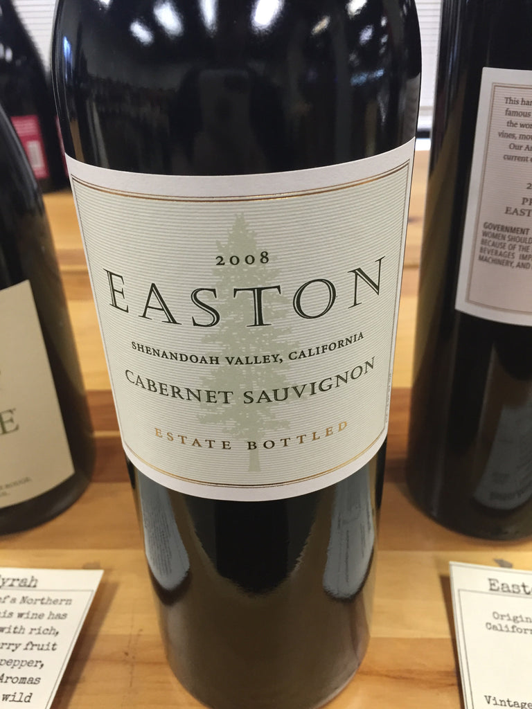Easton Cabernet Sauvignon