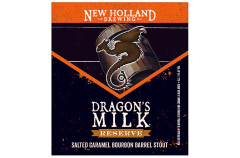 New Holland Dragon's Milk Reserve: Salted Caramel