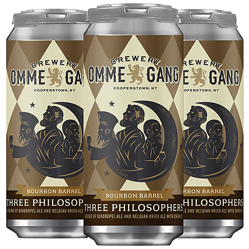 Ommegang Bourbon Barrel Aged Three Philosophers