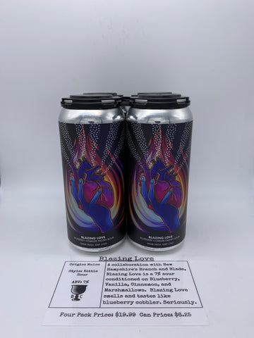 Blaze Brewing/Branch and Blade Blazing Love