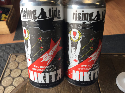 Rising Tide Nikita Imperial Stout