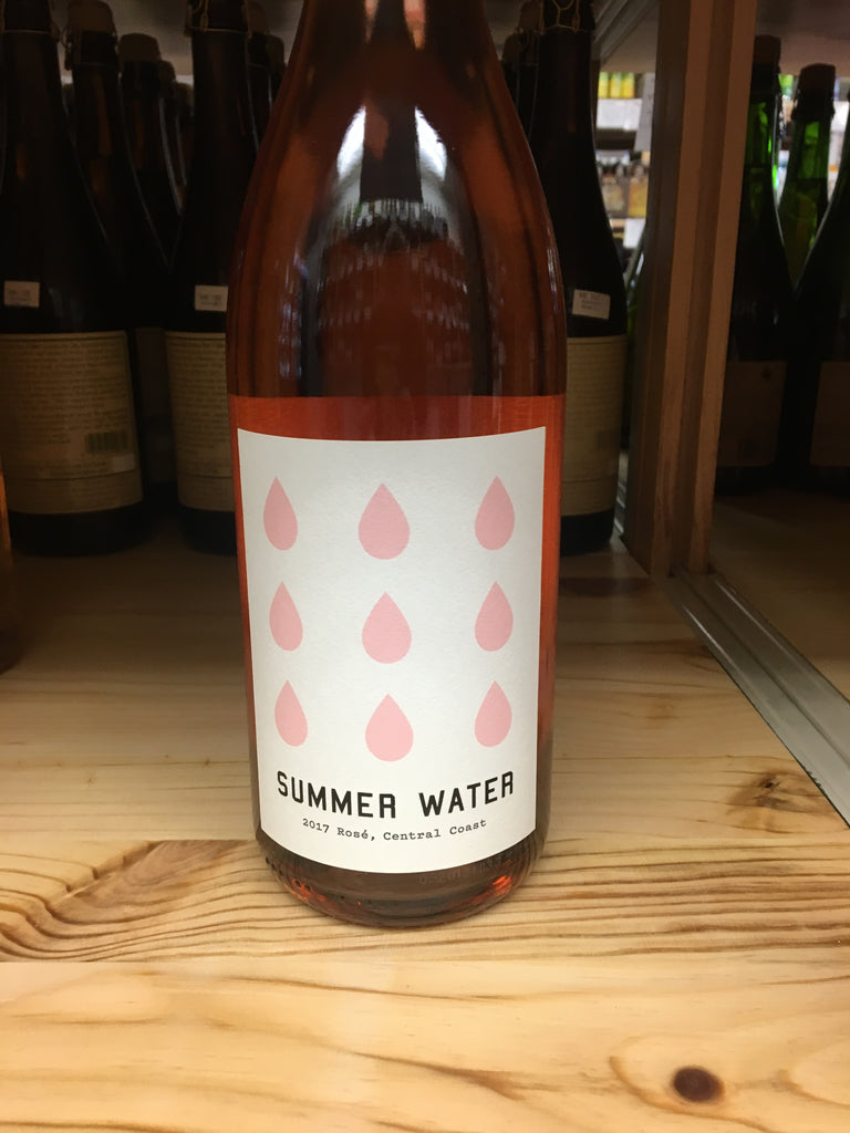 Summer Water Rose