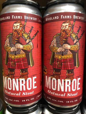Woodland Farms Monroe Oatmeal Stout