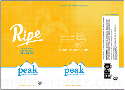 Peak Ripe Double IPA