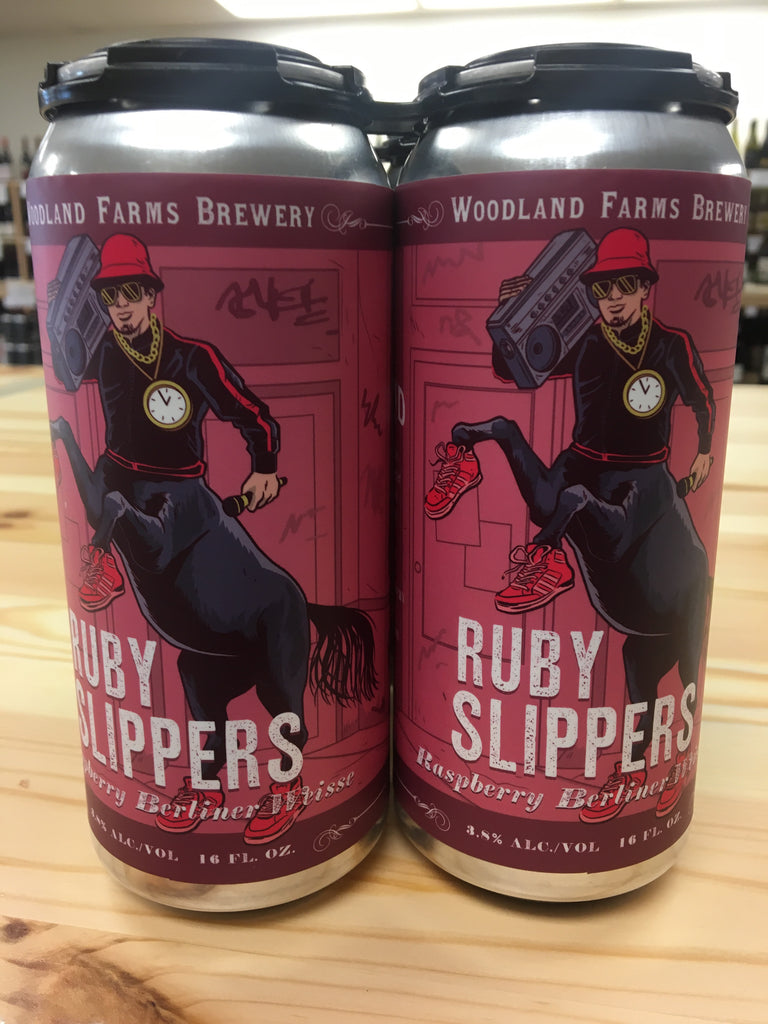 Woodland Farms Ruby Slippers