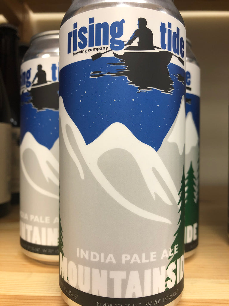 Rising Tide Mountainside IPA