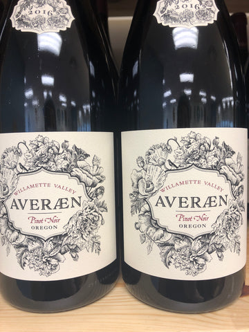 Averaen Willamette Pinot Noir