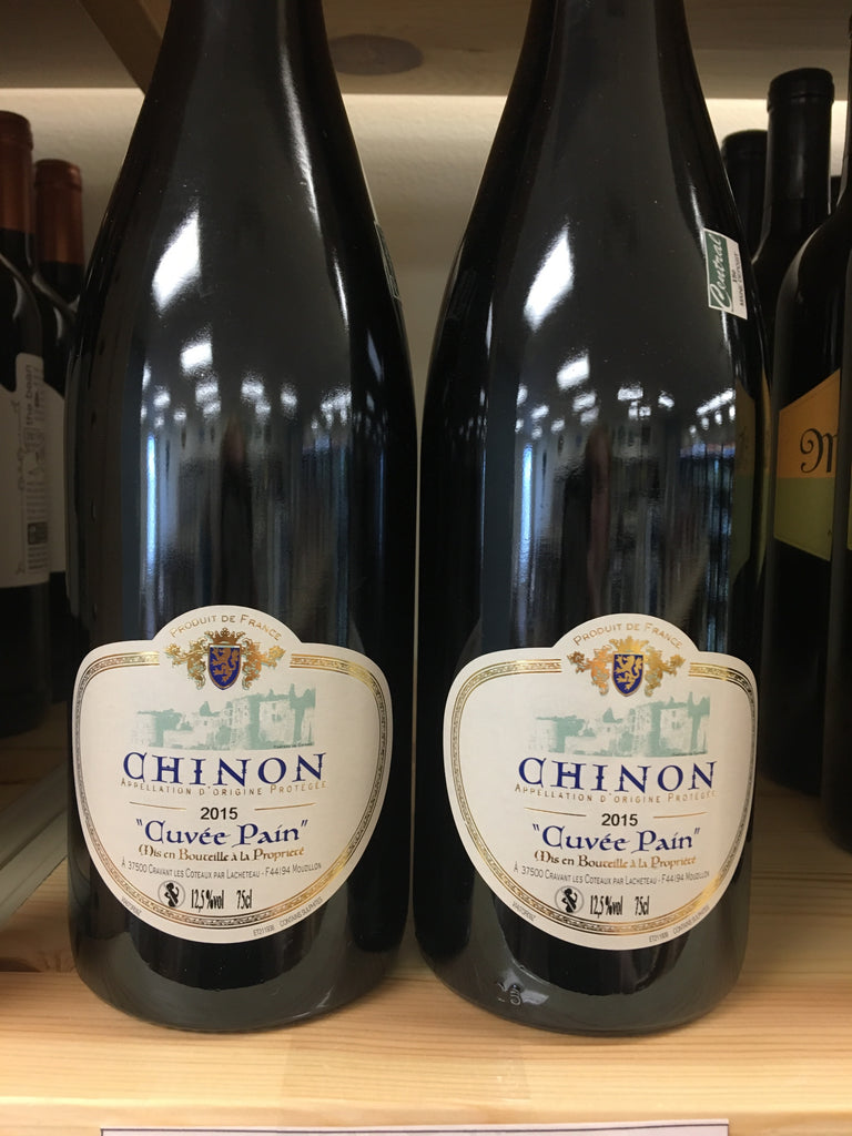 Cuvee Pain Chinon