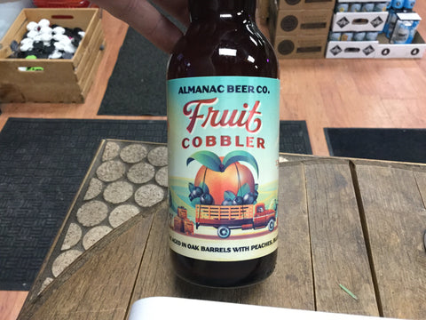 Almanac Fruit Cobbler