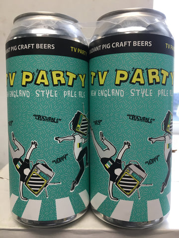 Radiant Pig TV Party Pale Ale