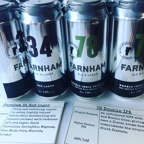 Farnham 34 Red Lager