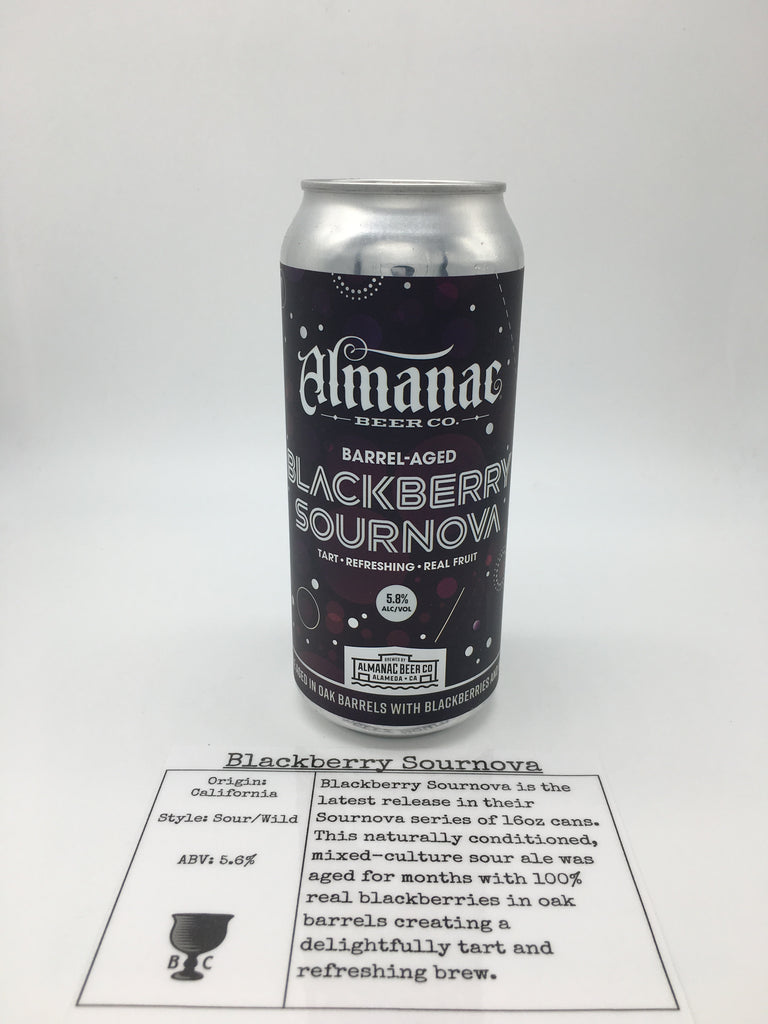 Almanac Blackberry Sournova