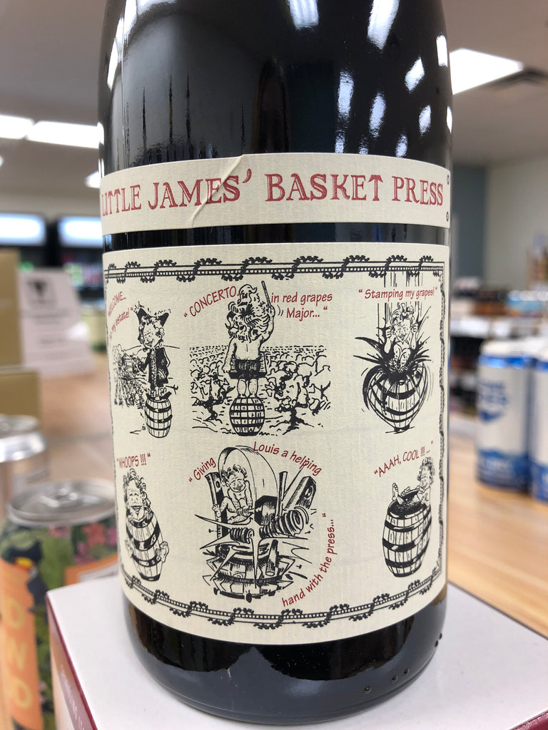 Little James Basket Grenache