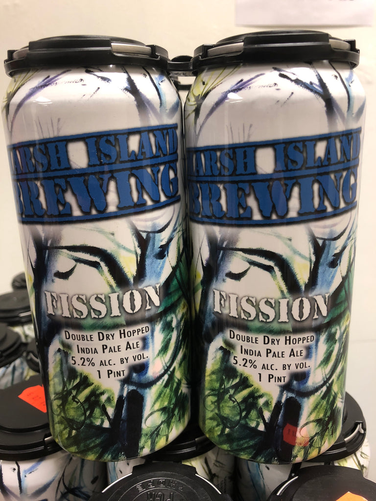 Marsh Island Fission IPA