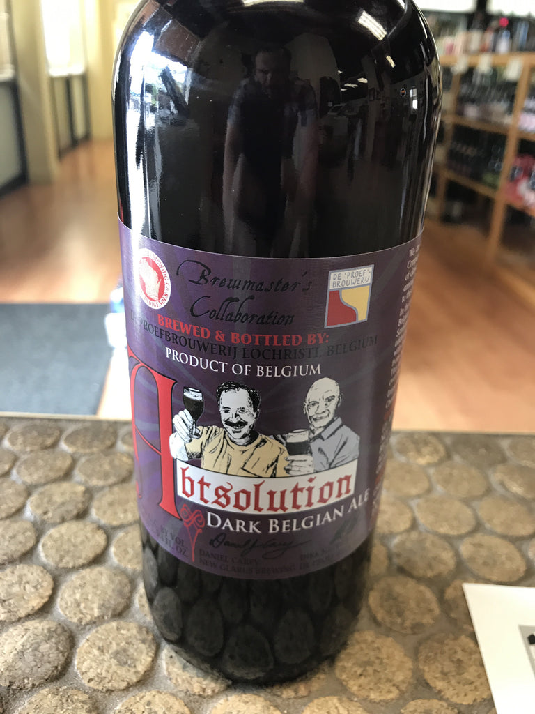 De Proef/New Glarus Abtsolution