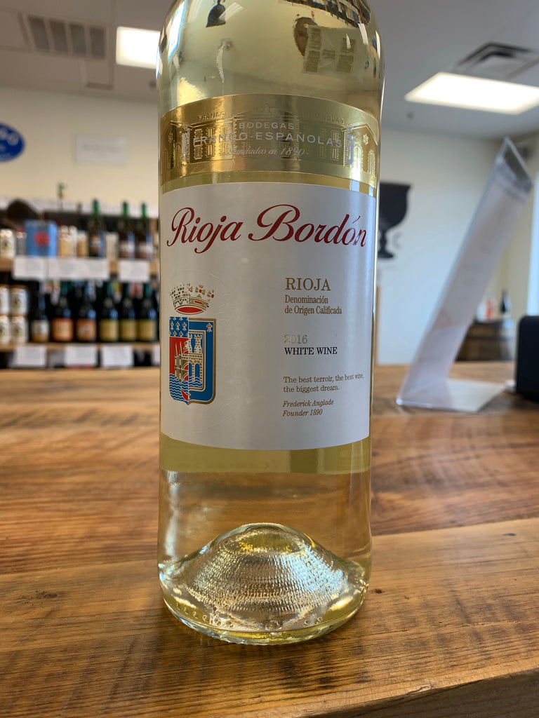 Bordon Rioja Blanco