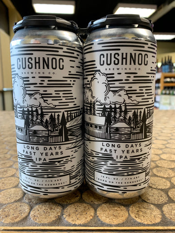 Cushnoc Long Days, Fast Years IPA