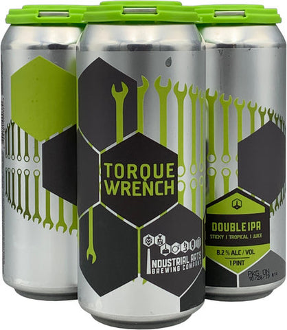 Industrial Arts Torque Wrench Double IPA