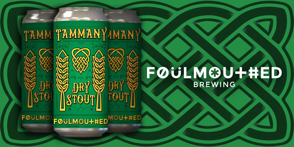 Foulmouthed Tammany Nitro Dry Stout