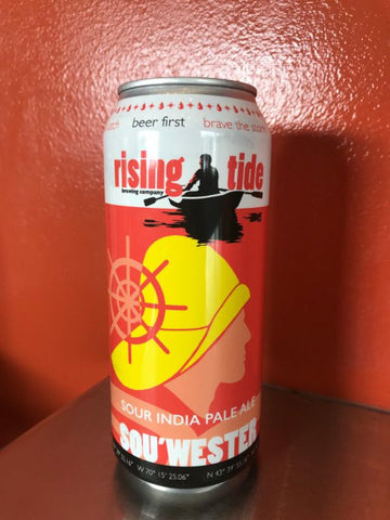 Rising Tide Sou'wester Sour IPA