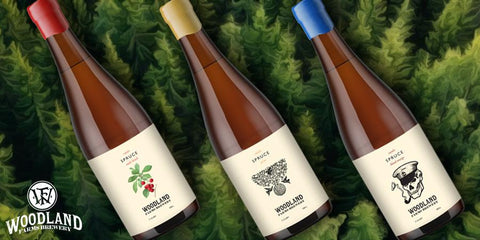 Woodland Farms Cuvee Spruce Oude Kriek