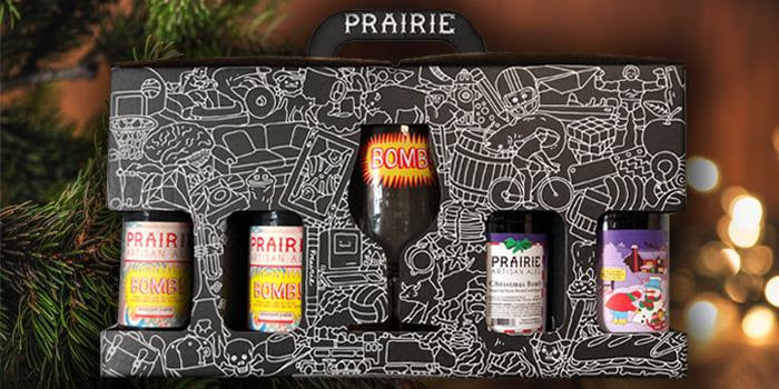 Prairie Bomb Gift Packs