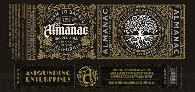 Almanac Astounding Enterprises