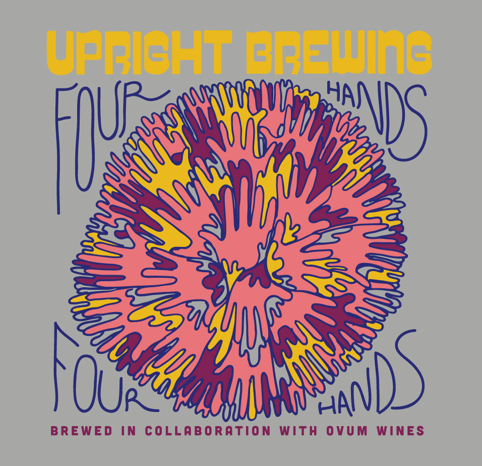 Upright Brewing Four Hands 2018