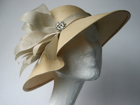 classic picture hat - in stock