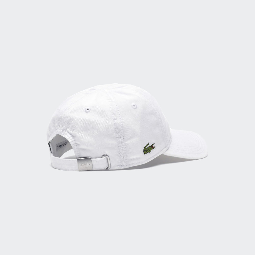 Lacoste Mens Side Croc Cap