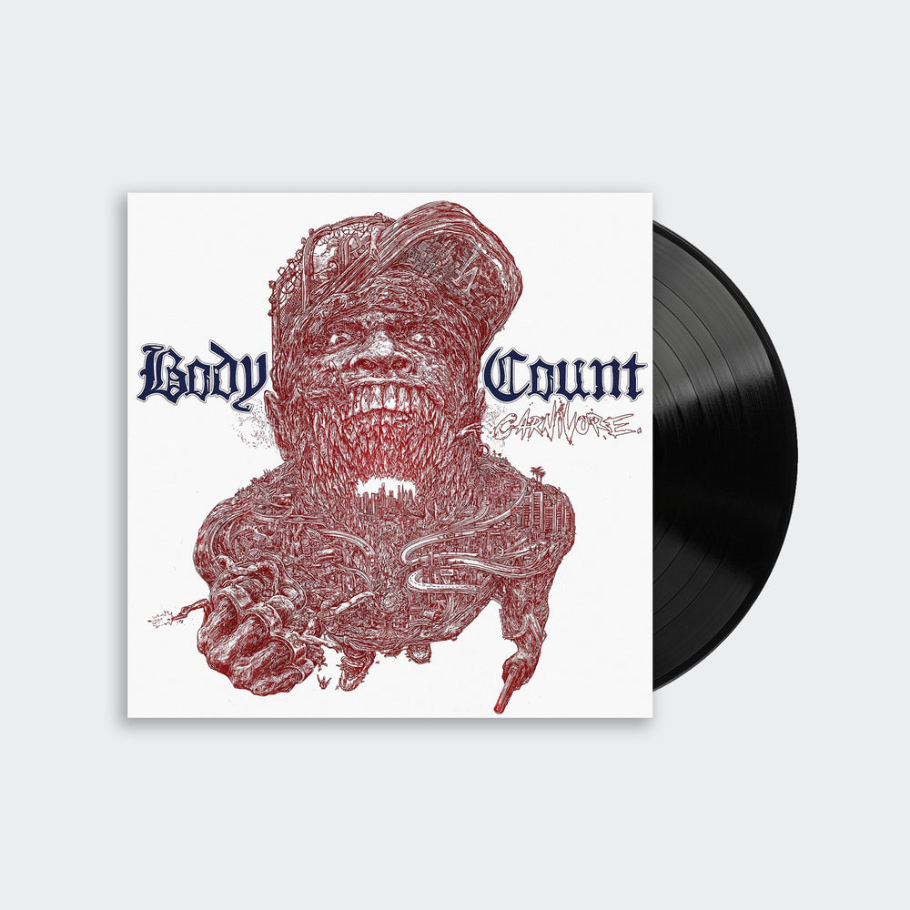 Body Count - Carvivore (Deluxe LP)