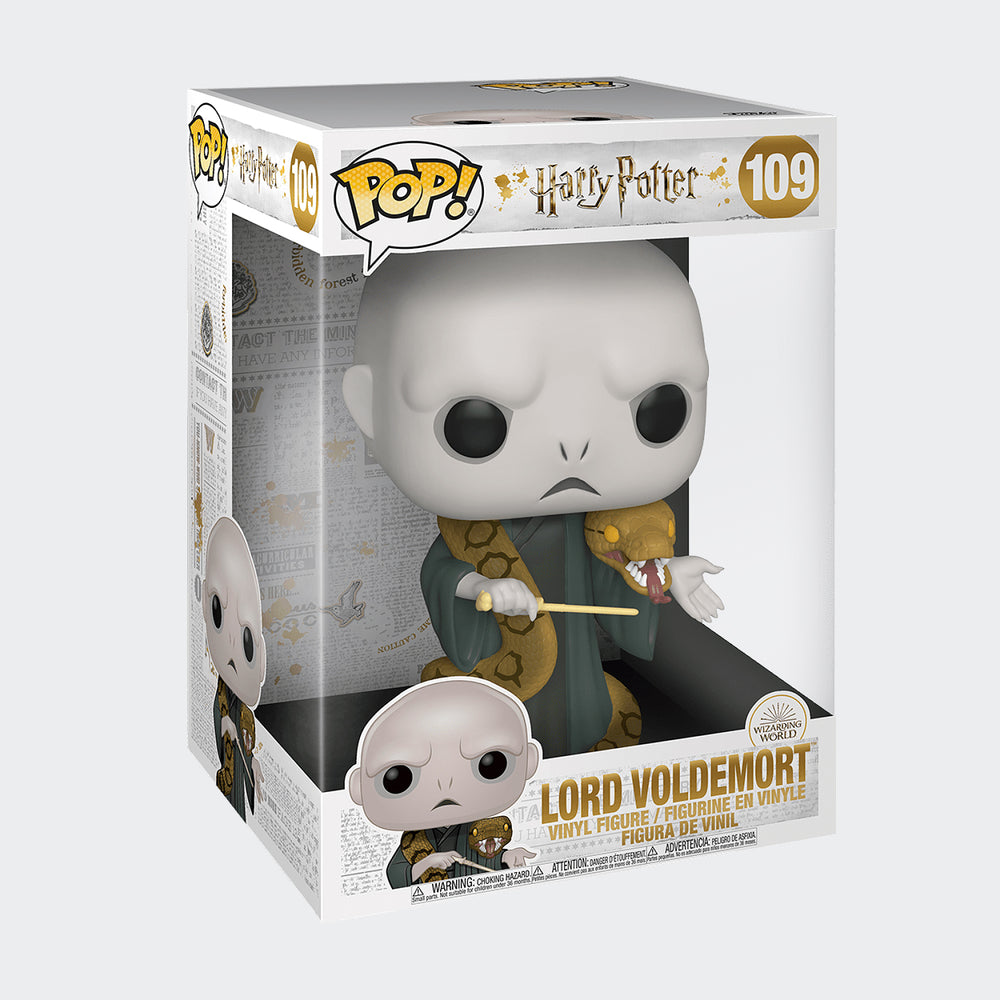 Funko Harry Potter - Lord Voldemort 10 Inch Pop! Vinyl Figure #109