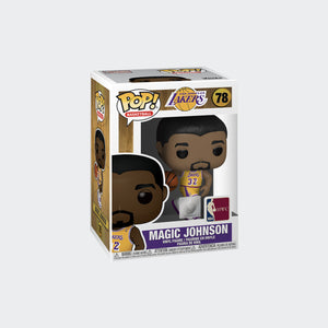 Load image into Gallery viewer, Funko Basketball - Magic Johnson LA Lakers Pop! Vinyl Figure #78