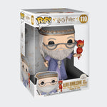 Funko Harry Potter - Dumbledore with Fawkes 10 Inch Pop! Vinyl Figure #110