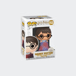 Funko Harry Potter - Harry Potter with Invisibility Cloak Pop! Vinyl Figure #112