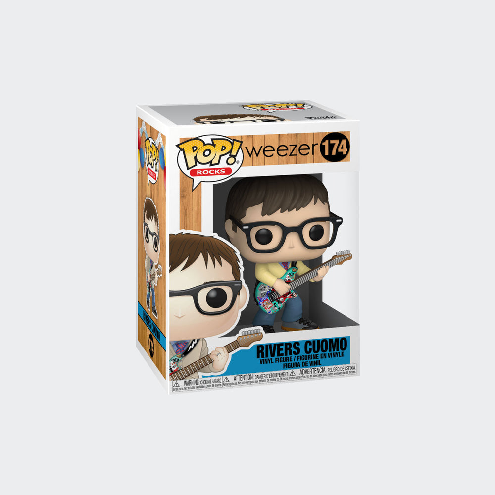 Load image into Gallery viewer, Funko Weezer - Rivers Cuomo Pop! Vinyl Figure #174