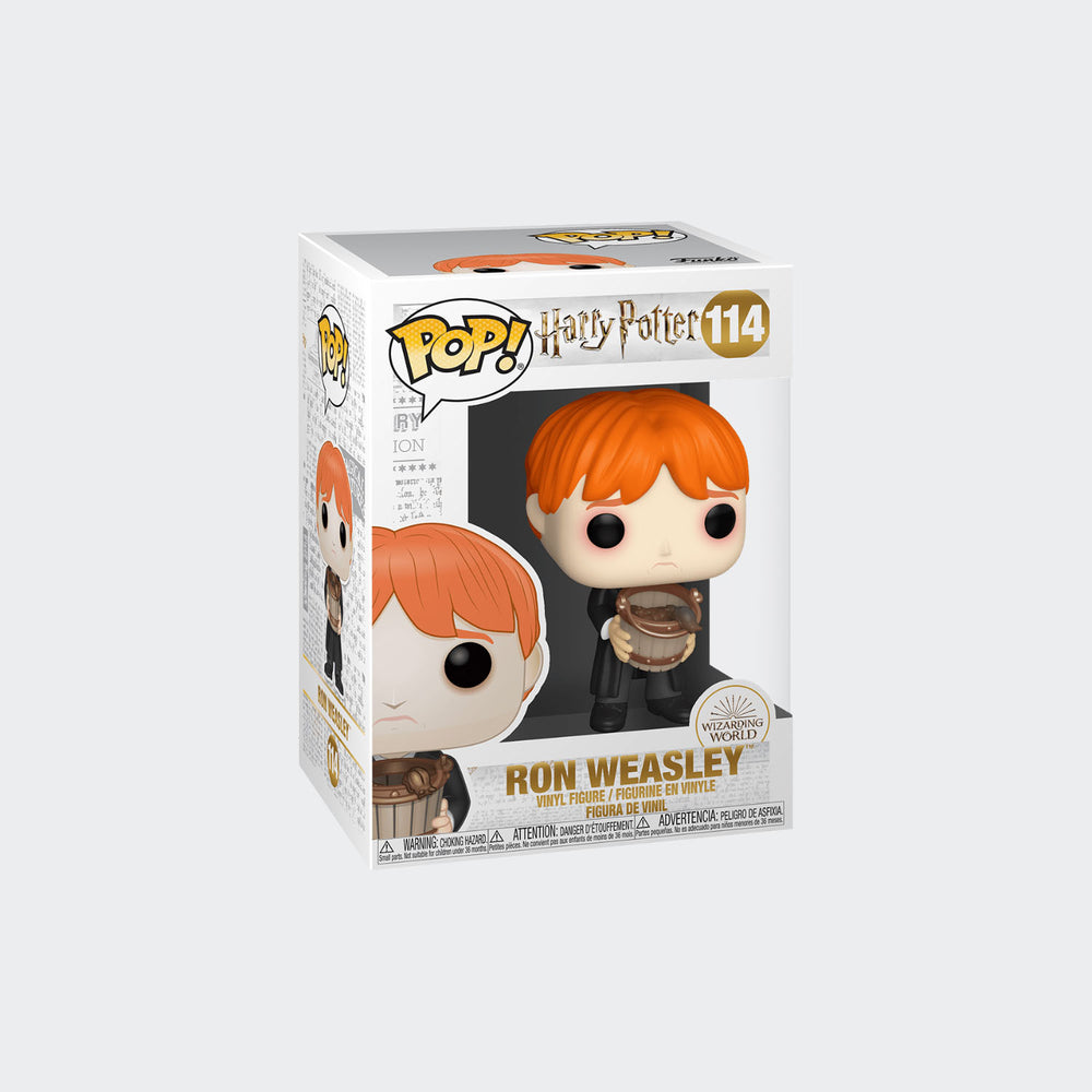 Funko Harry Potter - Ron Weasley Puking Slugs Pop! Vinyl Figure #114