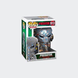 Funko Predator - Predator with Electric Blue Armour Pop! Vinyl Figure #913