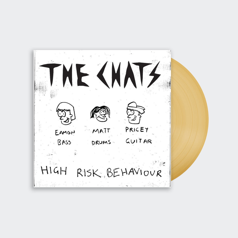 Chats, The - High Risk Behaviour (LP)