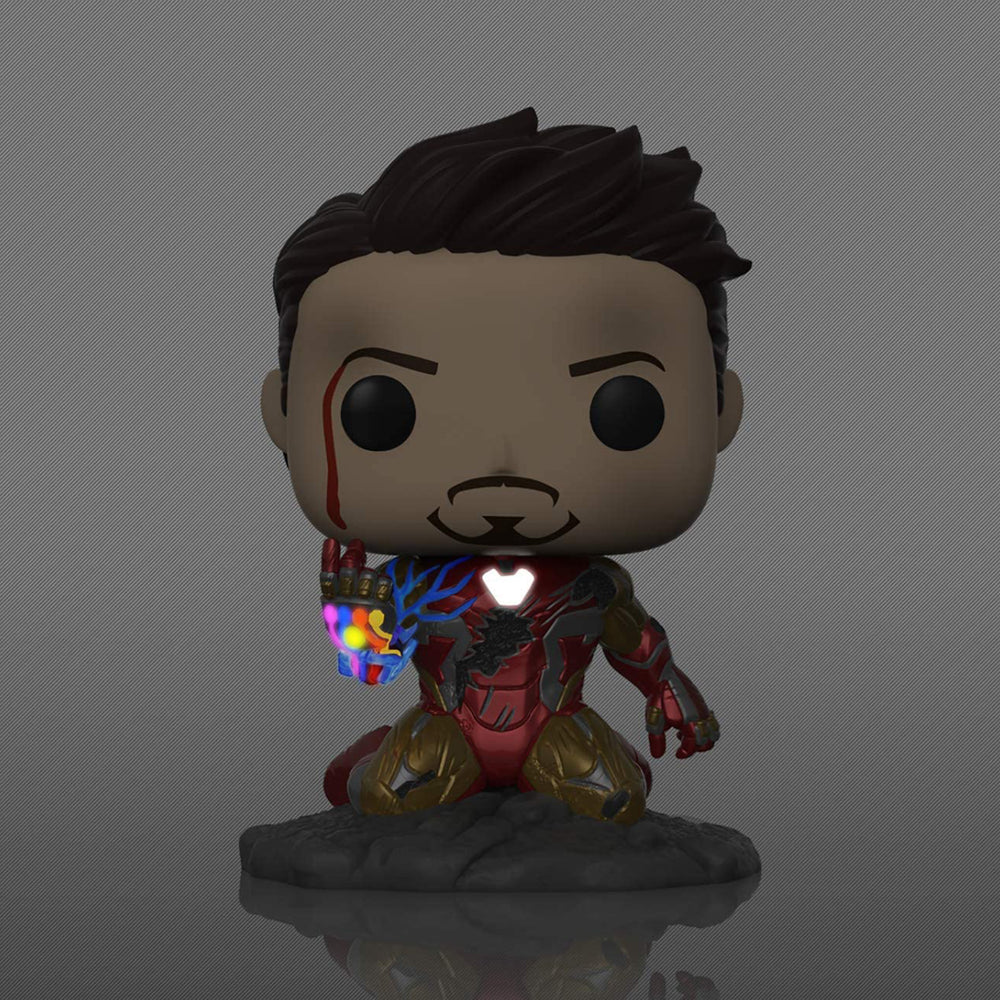 Funko Avengers: Endgame - I Am Iron Man Glow Deluxe Pop! Vinyl Figure #580