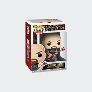 Funko Slayer - Kerry King Pop! Vinyl Figure #157