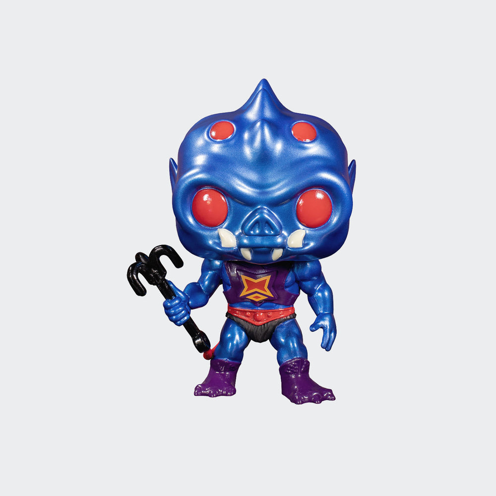 Load image into Gallery viewer, Funko Masters of the Universe - Webstor Metallic Pop! Vinyl Figure #997