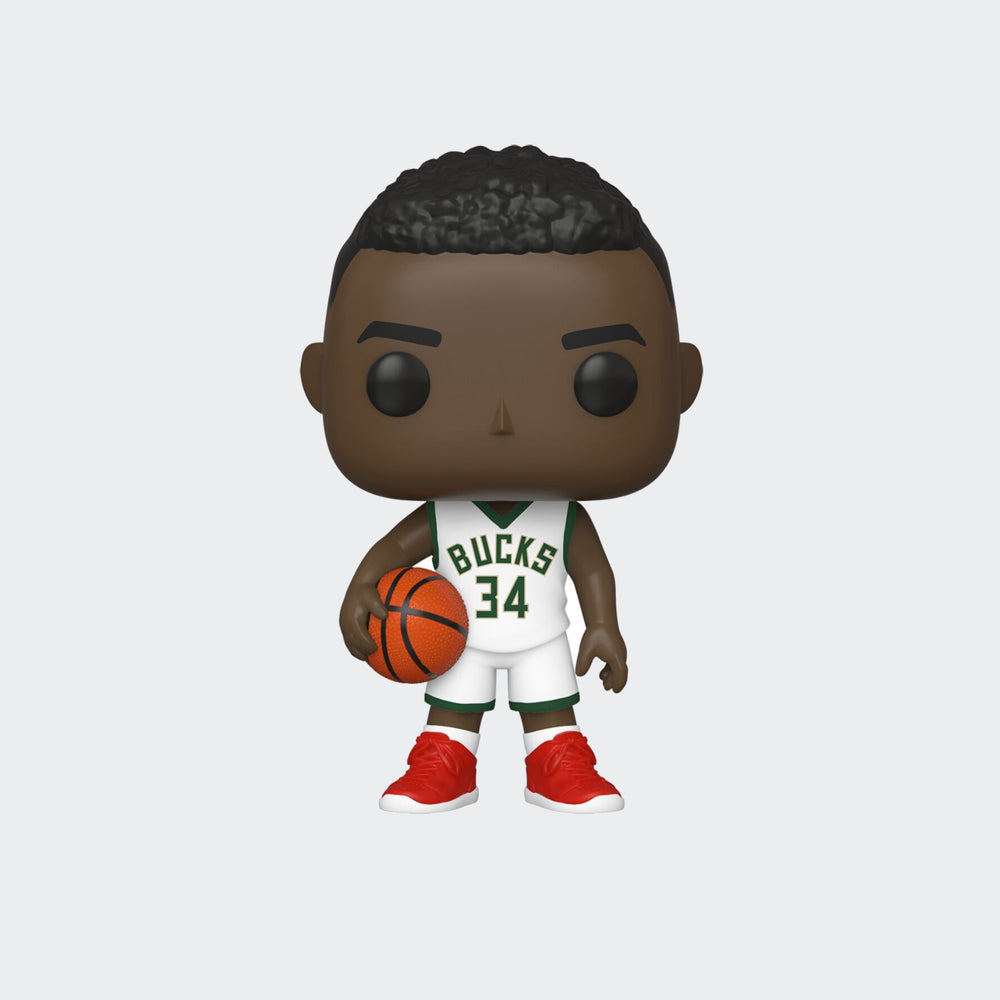 Load image into Gallery viewer, Funko Basketball - Giannis Antetokounmpo Pop! Vinyl Figure #68