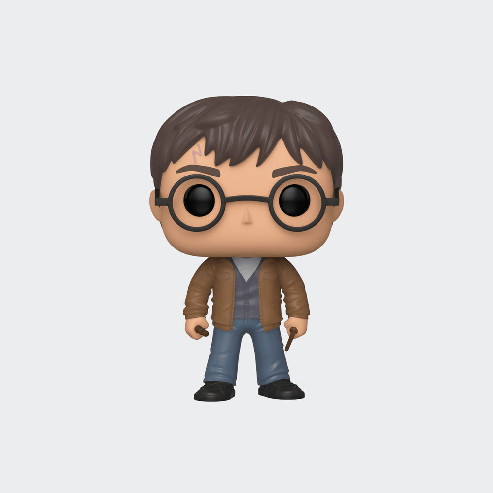 Funko Harry Potter - Harry Potter with Two Wands Pop! Vinyl Figure #118