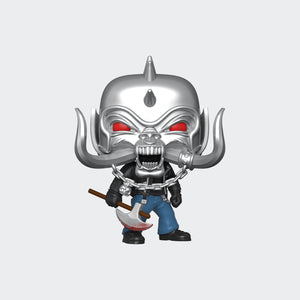 Funko Motorhead - Warpig Metallic Pop! Vinyl Figure #163