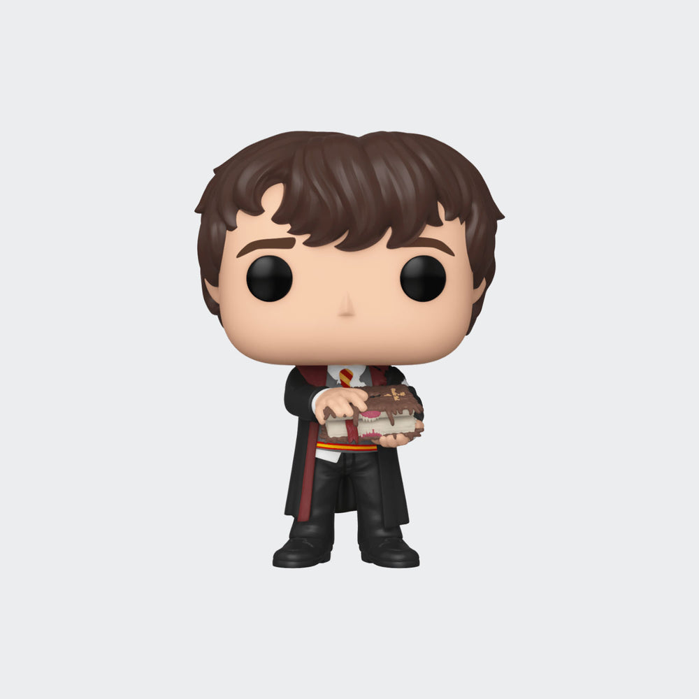 Funko Harry Potter - Neville Longbottom with Monster Book Pop! Vinyl Figure #116