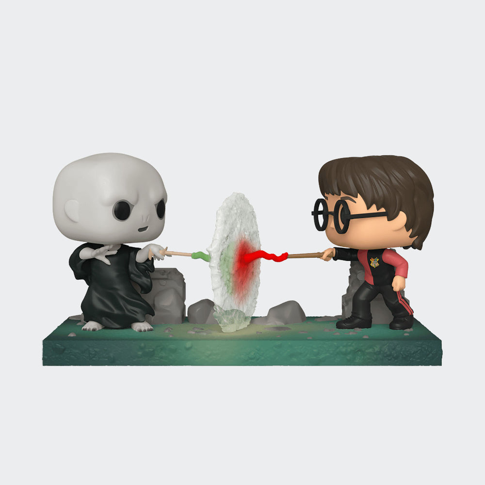 Funko Harry Potter - Harry vs Voldermort MM Pop! Vinyl Figure #119
