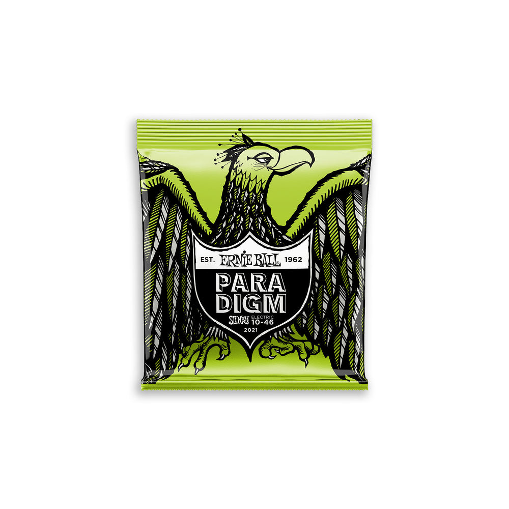Ernie Ball Regular Slinky Paradigm Electric Strings 10-46