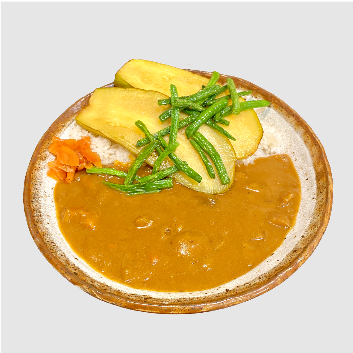 Veggie Curry - Aki Café