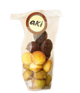 Mini Financiers - Aki Boulangerie